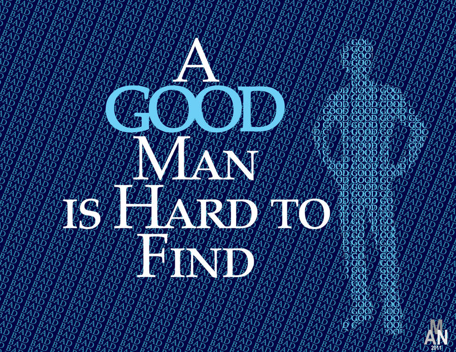 a good man is hard to find point of view