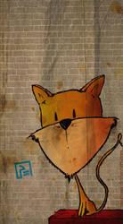 Gato by xxAGUAxx