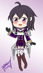 Fire Emblem Awakening/Heroes *Female Morgan* by gaming123456