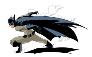 The Dark Knight by Serchz