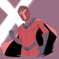 Magneto! by Serchz