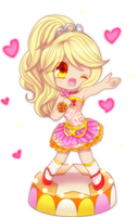 [ CM ] - MyLittleFairyHeart by Salma-SafeLight