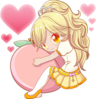 [ CM ] MyLittleFairyHeart by Salma-SafeLight