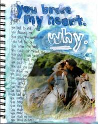 You Broke My Heart by shrewdcat