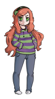 Commission: Vivian James by ACharmingPony