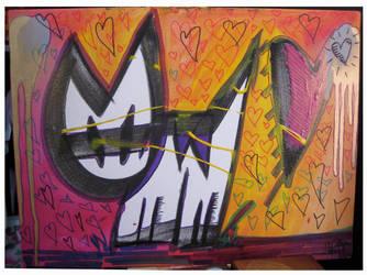 Kitten Love by tishas