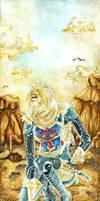 Sheik by Redundantthoughts