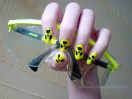 Radioactive. by NakayaNails