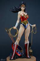 Wonder Woman - Bishoujo by Garivel
