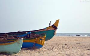 Fishing boats by pls258
