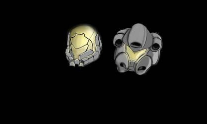 helmets XD by Jchan1464