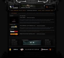 iMr Gaming Clan Layout v3 by ImmoRtalMedia