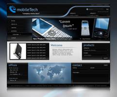 Business Template v2 by ImmoRtalMedia