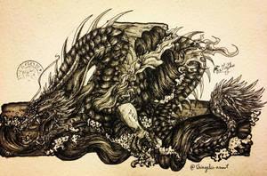 Aeons by BadlyDrawnDragons