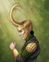 Loki by AlenaLane