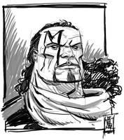 Bishop Sketch by hyperjack08