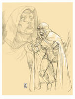 Hourman 3 sketch by hyperjack08