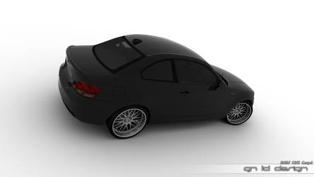 BMW 135i Coupe by gn3Ddesign