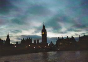 Big Ben, staring by CocoCibelle