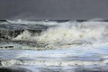 Seascape by Gert-Frisch