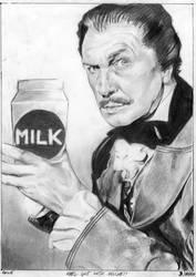 Milk, My Dear... by TheDukeHerself