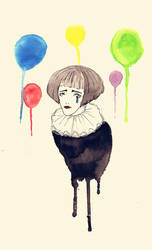 Balloons by AmanadaCroix