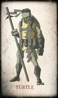 TMNT Donatello by devilmonkey77