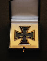 Iron Cross Eisenkreuz by daliscar
