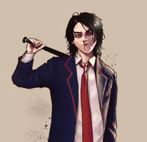 Gerard way by whaccdood