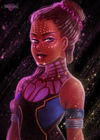 Shuri by CharlieRobin