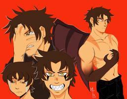 Devilman Crybaby by DreadSupreme
