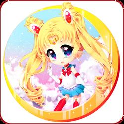 -Sailor Moon- by lEdogawa