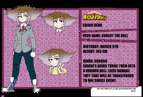 [BNHA] new Ref by Flamingo-sama