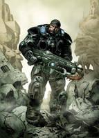 Gears of War 5 by LiamSharp