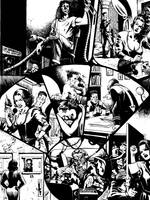 First ever published strip 01 by LiamSharp
