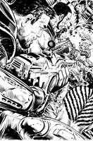 Gears of War issue 10 page 8 by LiamSharp