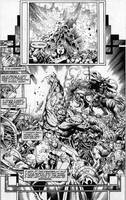Old Hulk art by LiamSharp