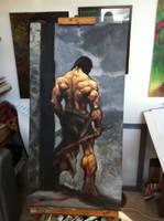 Work in progress by LiamSharp