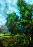 Bucolic walk by LiamSharp