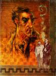 Sherlock Holmes02 by LiamSharp