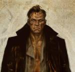 I Frankenstein 04 (detail) by LiamSharp