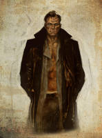 I Frankenstein 04 by LiamSharp
