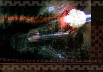 SHERLOCK021colour3-Train by LiamSharp