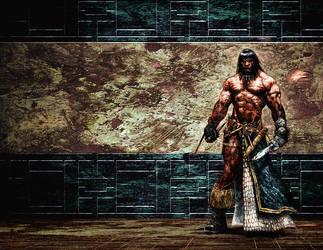 Short Swords - Conan version by LiamSharp