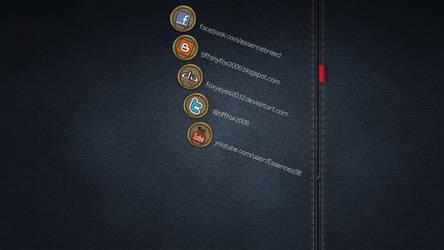 Social Media ID by Foxyeyes2012