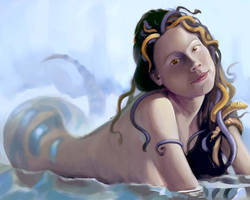 Medusa by mattwatier