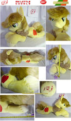 My Little Cuddle: Braeburn by BlackWater627
