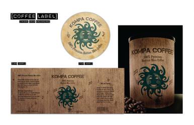 Kompa Coffee Redo by lifeinedit