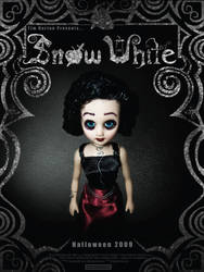 Snow White Poster by lifeinedit