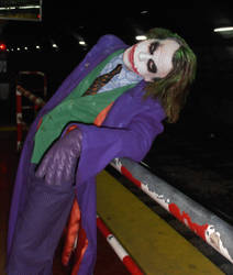 Joker Heath Ledger Cosplay VI by AlexWorks